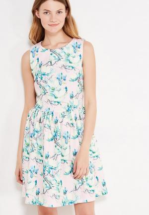 Платье Glam Goddess. Цвет: розовый