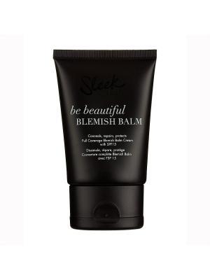 Тональное средство  BB-крем Be Beautiful Blemish Balm Light 802 Sleek MakeUp. Цвет: бежевый