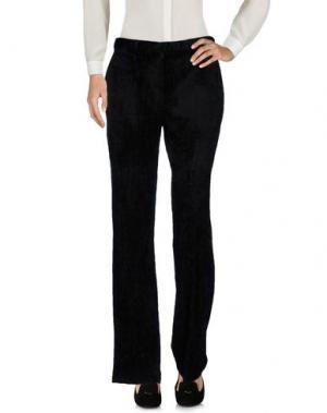 Повседневные брюки JAN & CARLOS. Цвет: черный