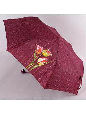 Зонт Airton. Цвет: темно-красный, бледно-розовый, темно-бордовый
