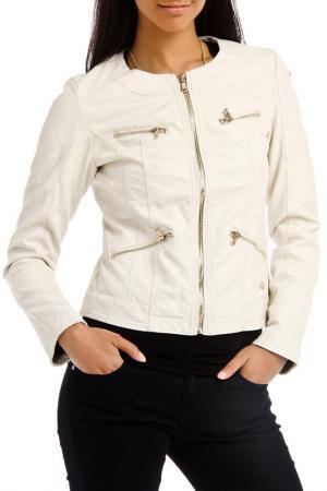 Куртка Point Zero. Цвет: белый