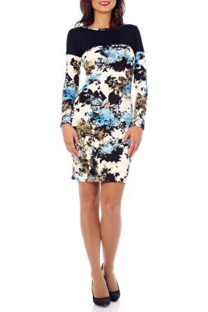Платье 4 Lilou. Цвет: мультицвет