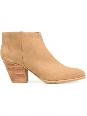 Ботинки по щиколотку Rachel Comey. Цвет: коричневый