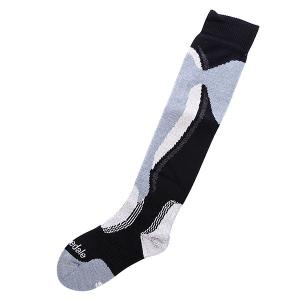 Носки сноубордические  Midweight Control Fit Black/Stone Bridgedale. Цвет: бежевый,серый,черный