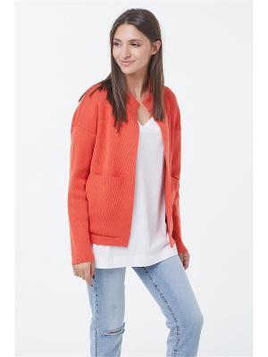 Жакет Fly. Цвет: оранжевый