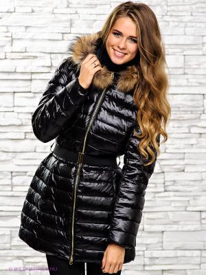 Пальто Conver Vintage. Цвет: черный