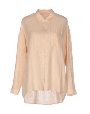 Pубашка DES PETITS HAUTS. Цвет: лососево-розовый