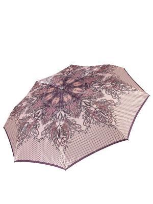 Зонт Fabretti. Цвет: лиловый