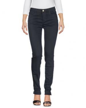 Джинсовые брюки JOE'S JEANS. Цвет: стальной серый
