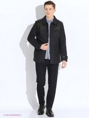 Куртка MERC. Цвет: темно-серый