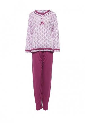 Пижама Cootaiya. Цвет: фуксия