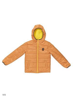 Куртка Senso kids. Цвет: светло-коричневый