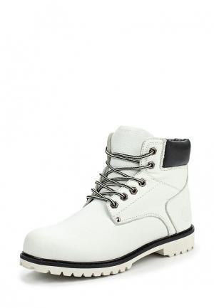 Ботинки Reflex. Цвет: белый