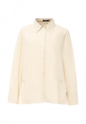 Блуза Care of You. Цвет: бежевый
