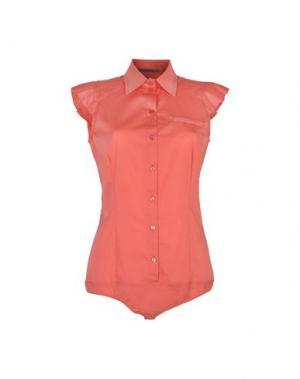 Pубашка TOY G.. Цвет: коралловый