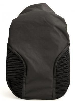 Рюкзак с капюшоном Côte&Ciel. Цвет: чёрный