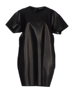 Короткое платье BLK DNM. Цвет: черный