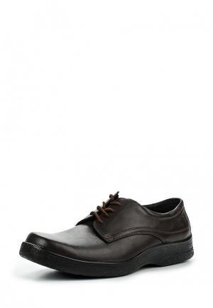 Ботинки Bekerandmiller. Цвет: коричневый