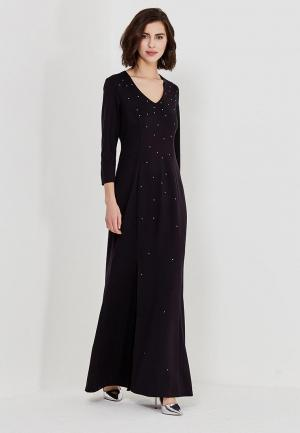 Платье Shelter. Цвет: черный