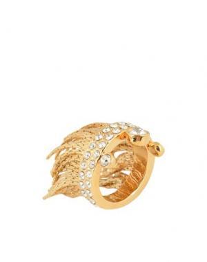 Кольцо CA&LOU. Цвет: золотистый