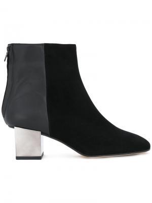 Ботинки на молнии Marc Ellis. Цвет: чёрный