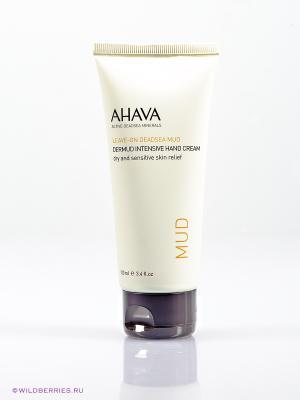 Крем для рук насыщенный AHAVA. Цвет: прозрачный