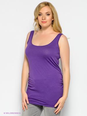 Топ, 3 шт. New Look. Цвет: фиолетовый, белый, черный, серый меланж