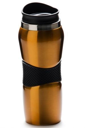 Термос-кружка 450 мл Mayer&Boch. Цвет: коричневый