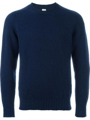 Джемпер Shetland E. Tautz. Цвет: синий