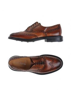 Обувь на шнурках JOHN BAKERY. Цвет: желто-коричневый
