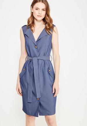 Платье Giulia Rossi. Цвет: синий