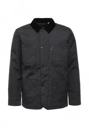 Куртка утепленная Levis® Levi's®. Цвет: серый