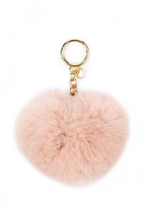 Брелок Michael Kors. Цвет: розовый