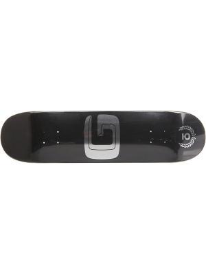 Профессиональный скейтборд G, размер 8x32, конкейв Medium Юнион скейтборды. Цвет: черный, серый