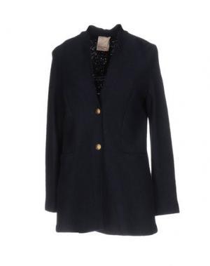 Пиджак KARTIKA. Цвет: темно-синий