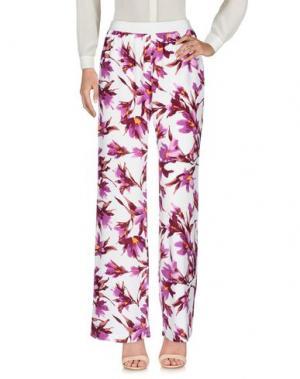 Повседневные брюки SAMSØE Φ. Цвет: розовато-лиловый