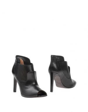 Ботинки ALTIEBASSI. Цвет: черный