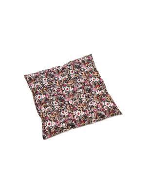 Декоративная подушка SMART-TEXTILE. Цвет: черный, белый, красный