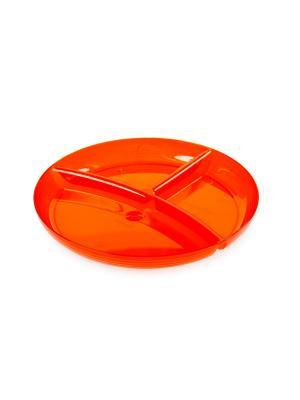 Менажница большая Fresh (апельсин) Berossi. Цвет: оранжевый