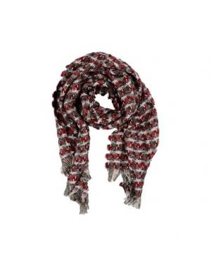 Палантин ROSSOPURO. Цвет: красно-коричневый