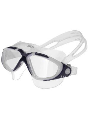 Очки для плавания JOSS. Цвет: темно-синий