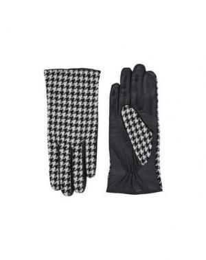 Перчатки VERO MODA. Цвет: черный