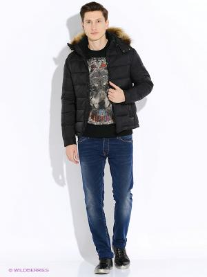 Куртка Japan Rags. Цвет: черный