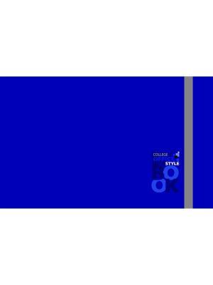 Тетрадь на кольцах Триумф. Цвет: синий