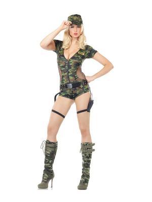 Комплект Спецназ LeFrivole. Цвет: хаки