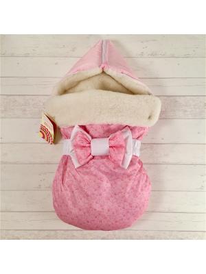 Конверт Justcute Розовые овечки СуперМаМкет. Цвет: розовый