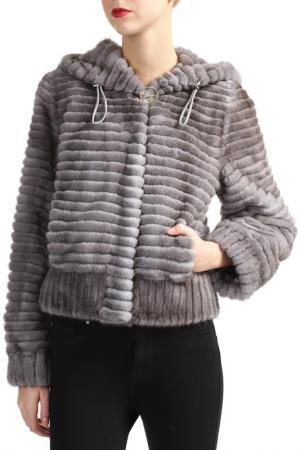 Куртка Manakas Frankfurt. Цвет: серый