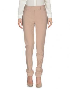 Повседневные брюки LUNATIC. Цвет: песочный