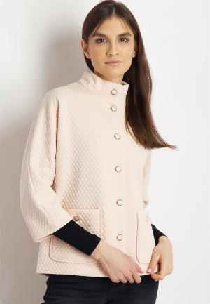 Жакет Finn Flare. Цвет: розовый