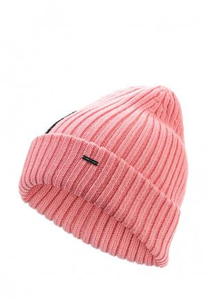 Шапка Finn Flare. Цвет: розовый